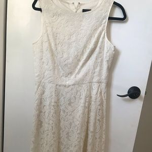 Adrianna Pabell Lace Dress